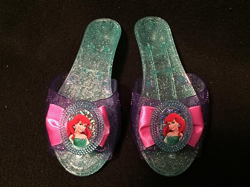 Disney Store Sparkle and shine dress up shoes