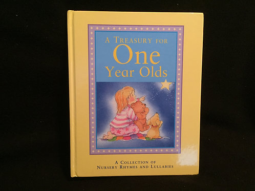 A Treasury for One Year Olds Hardcover