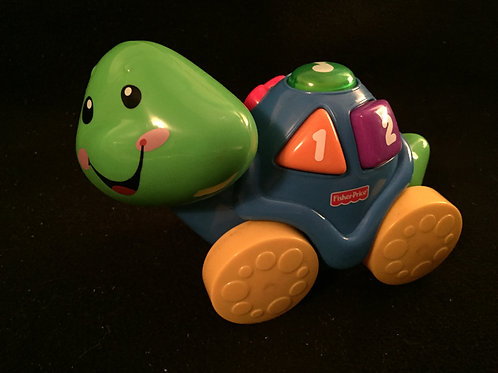 Fisher Price Roll Along Turtle