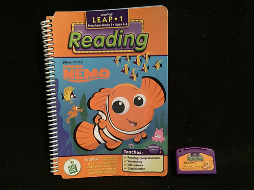 LeapPad Library Finding Nemo