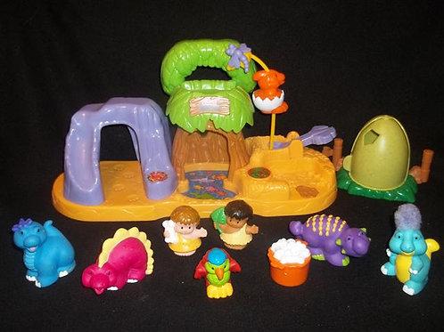 Little People Dinoland Lot #2