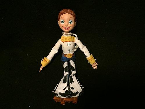 """Disney Pixar Toy Story Sing N' Yodel Jessie 13"""""""