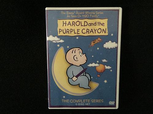 Harold and the Purple Crayon DVD