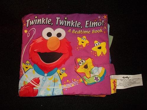 SoftPlay Twinkle Twinkle Elmo A Bedtime Book