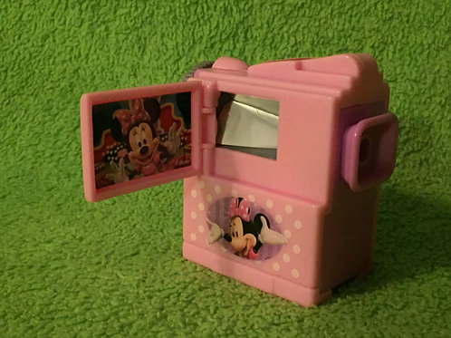 Minnie Mouse Pretend Video Camera