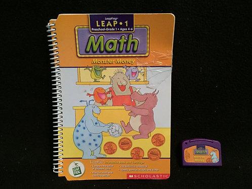 "LeapPad: Leap 1 Math - ""Monster Money"""