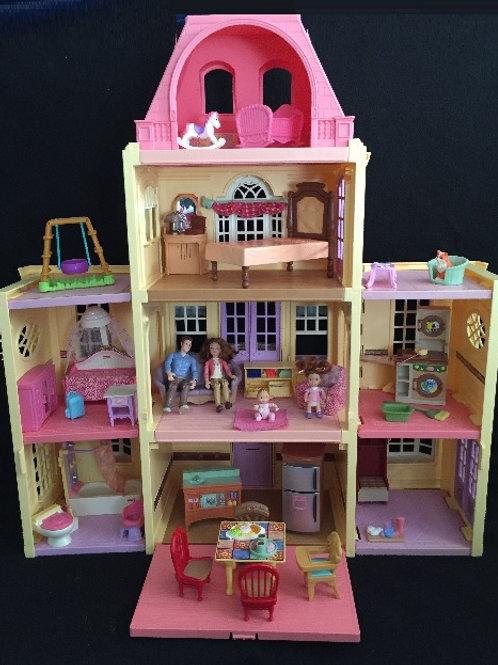 Fisher-Price Loving Family Dollhouse Lot #1