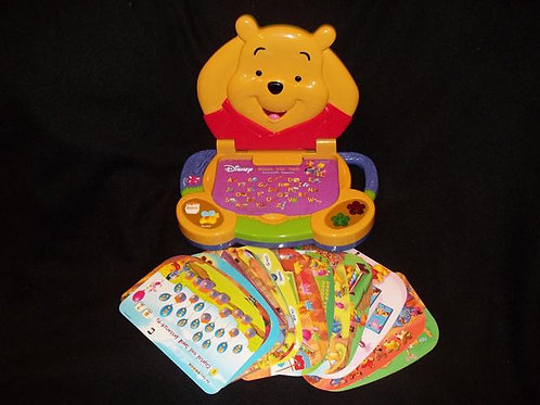Vtech Winnie the Pooh Interactive Computer