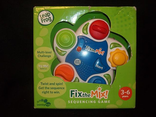 LeapFrog Fix the Mix!* NEW