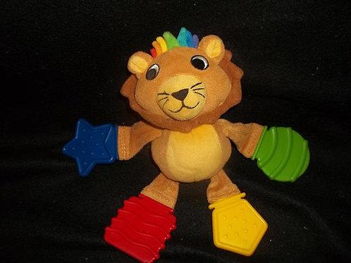 Baby Einstein Plush Teether Lion