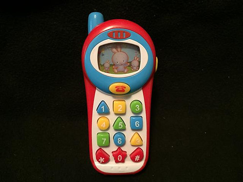 Play Phone 1-2-3 Colors and shapes
