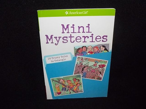 Mini Mysteries: 20 Tricky Tales to Untangle