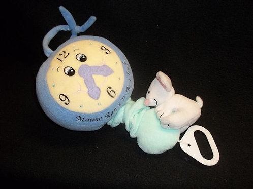 Kids II Hickory Dickory Mouse Ran up the clock
