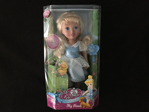 My Friend Cinderella Doll - NEW IN BOX
