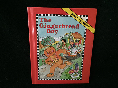 The gingerbread boy (A Read along with me book)