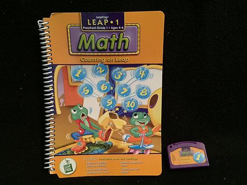 $8.00 Leap 1 Math