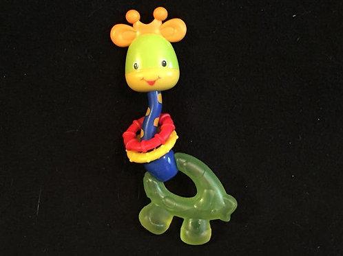 Jiggling Giraffe teether Model #: 8486