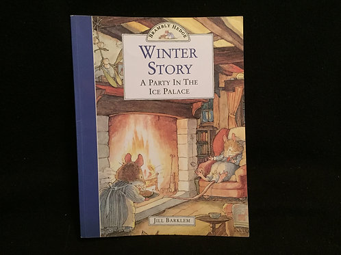 Winter Story (Brambly Hedge) Softcover