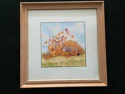 "Winnie The Pooh & Friends 100 Acre Wood ""AUTUMN"""