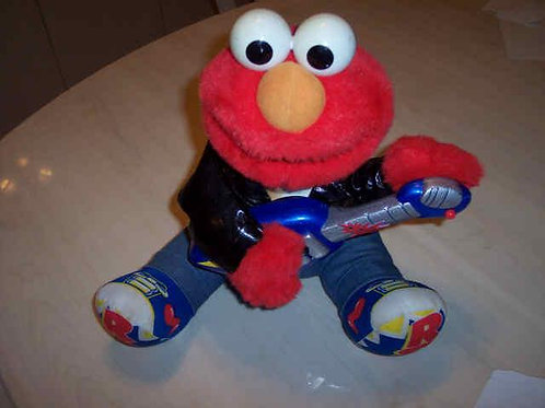 Fisher Price Rock & Roll Elmo