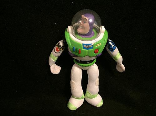 "Buzz Lightyear Doll Measures 10"""