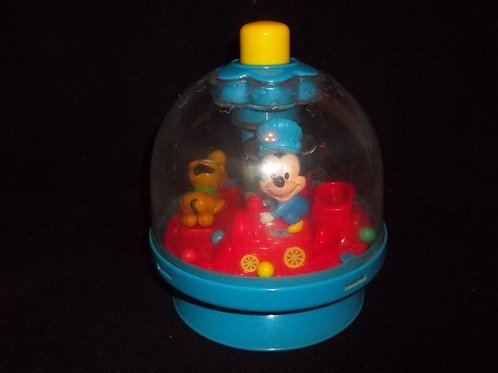 Mickey and Friends Pop Top Spinner