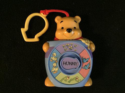Winnie the Pooh Mini See N Say