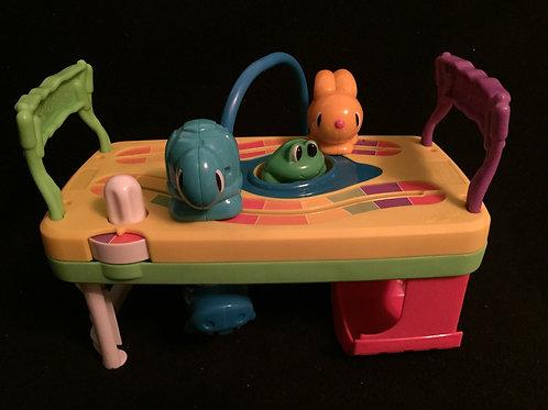 Playskool Flip N Slide Bench