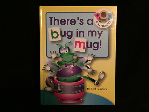 There's a Bug in My Mug! Hardcover