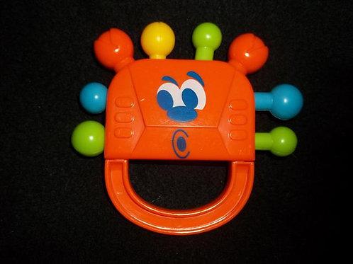 Face rattle