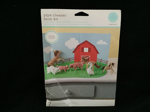 Pipe Cleaner Farm Kit by Martha Stewart Create*NEW