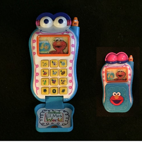 Fisher-Price Elmo's World Talking Cell Phone