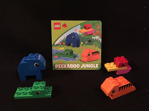 LEGO Duplo Peekaboo Jungle (10560)