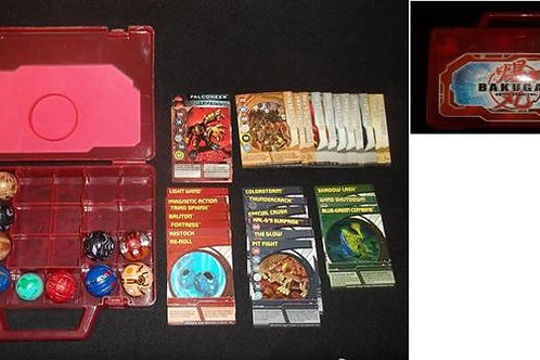 Bakugan Lot #1 RED BOX