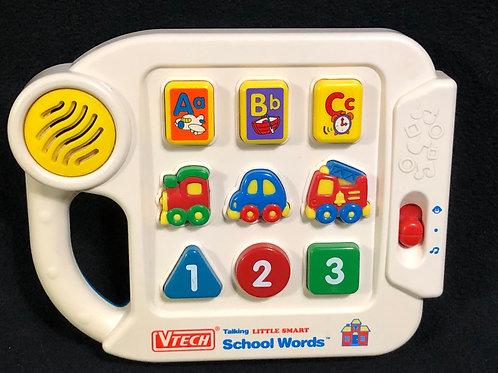 Vtech Talking Little Smart School Words
