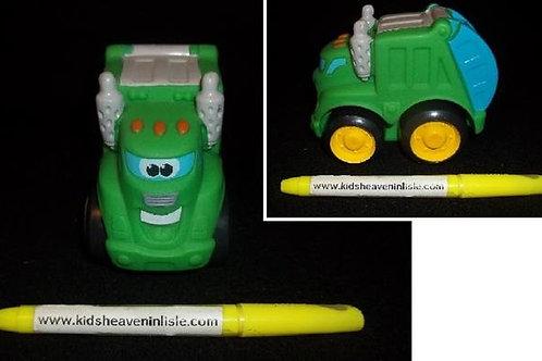 Playskool Wheel Pals - Green Recycle