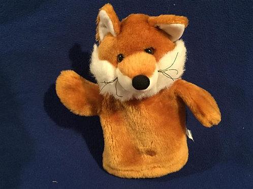 Fox Puppet -