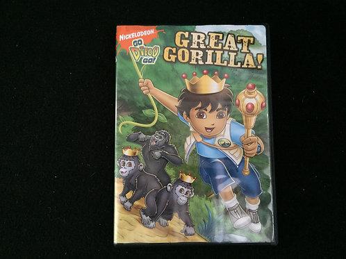 Nickelodeon Go Diego Go! Great Gorilla DVD