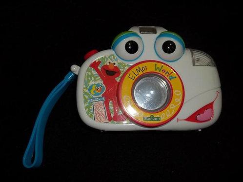 Sesame Street Elmo's World Elmo's Snapshot Camera