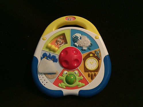 Fisher-Price See n Say Explore & Play Center