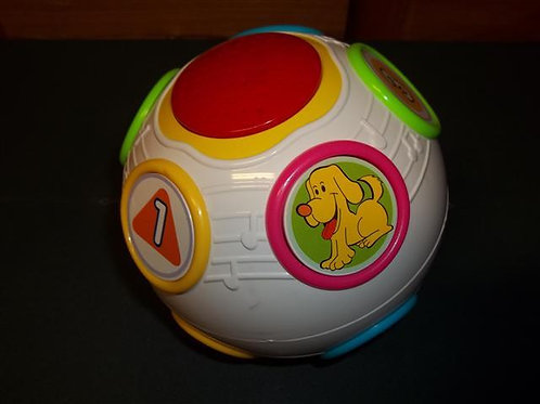 Scientific Toys Learning Ball