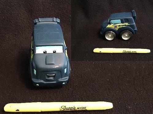 Tonka Chuck and Friends Vehicles - Blue Van