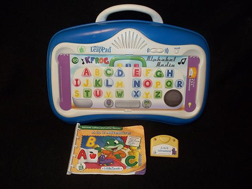 LeapPad System LittleTouch LeapPad Book A to Z