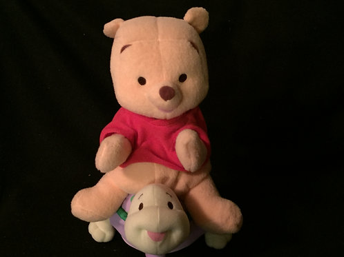 Magic Ride and Rattle Pooh (2005)