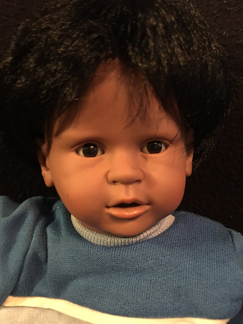 """Corolle doll Pedro 1997 12"""" doll"""