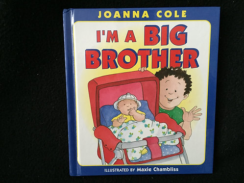 I'm a Big Brother - Hardcover