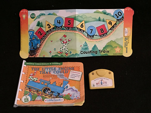 LittleTouch LeapPad The Little Engine