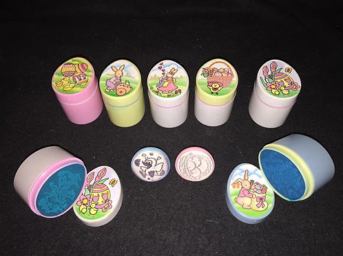 Easter Stamp Set (stamping pad not included)