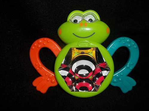 Little Tikes Frog Roll along activity rattle