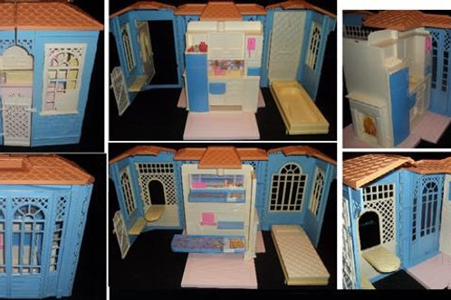 Barbie Family Cottage from 1989